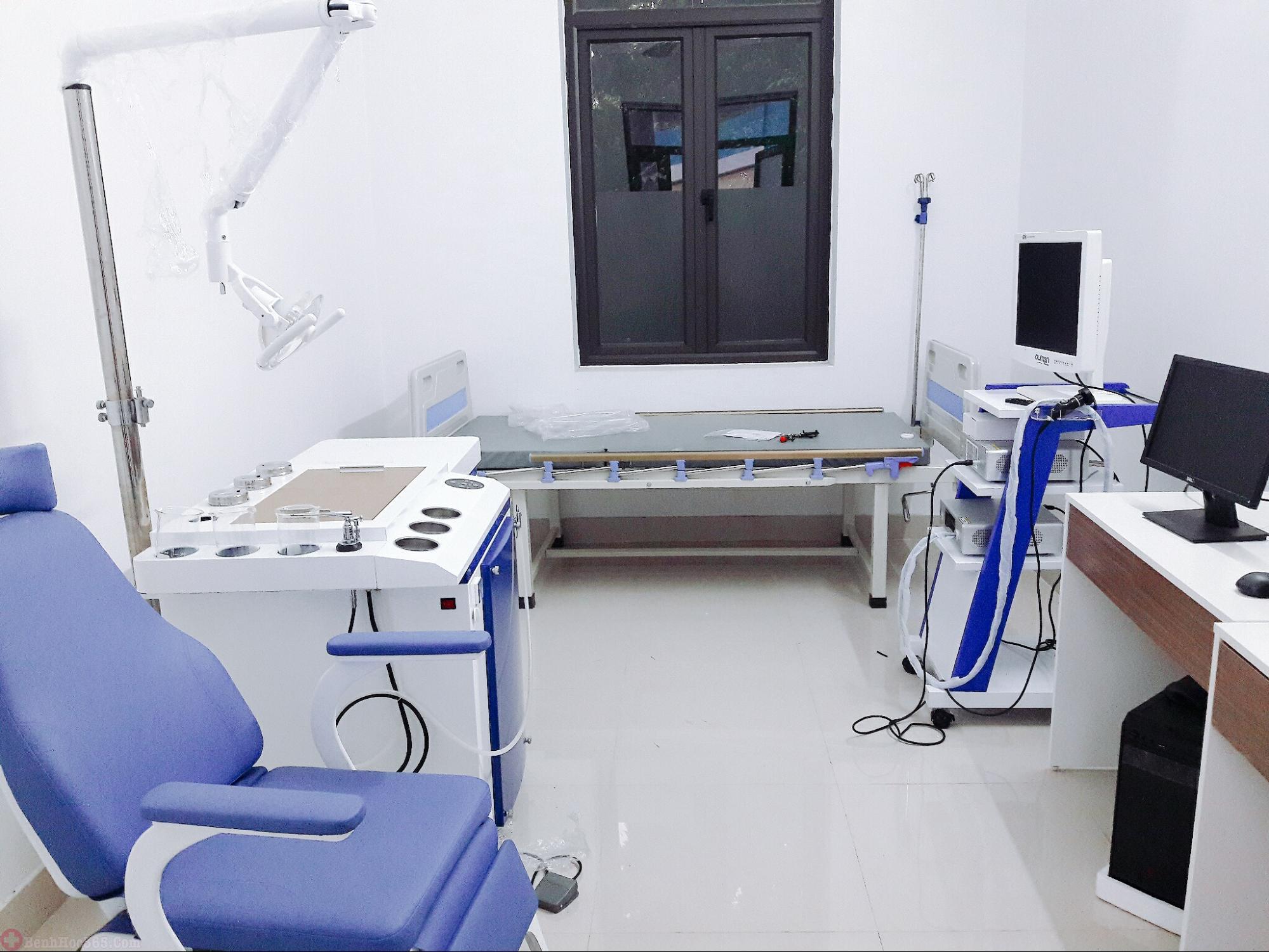 cơ sở vật chất tại Favina Hospital