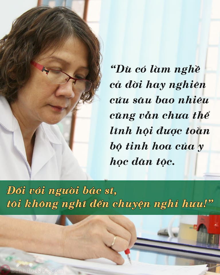 Chia sẻ của Bác sĩ Tuyết Lan về nghề y