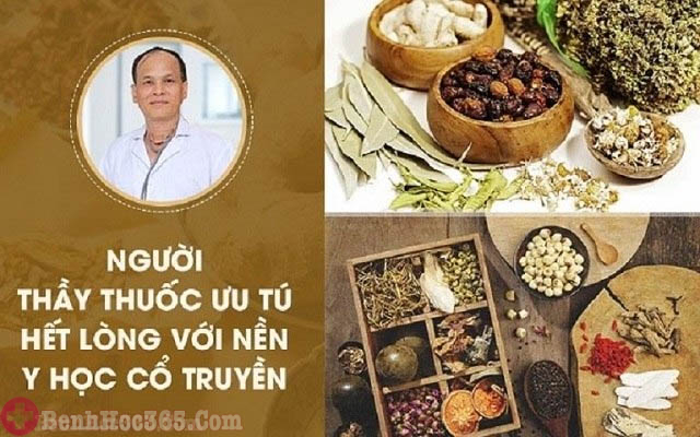 Bác sĩ Vi Văn Thái chữa bệnh mề đay nổi tiếng tại Quảng Ninh