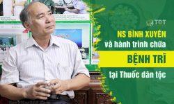 NS Bình Xuyên chữa khỏi bệnh trĩ sau 3 tháng tại Thuốc dân tộc
