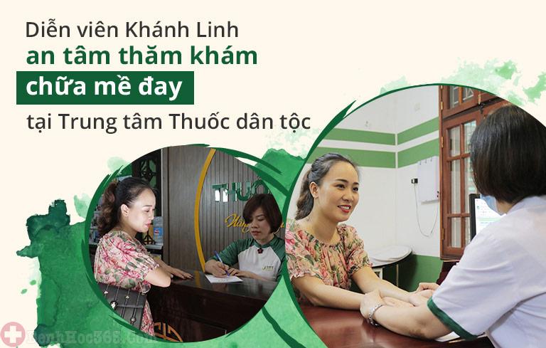 Tin tưởng trao trọn sức khỏe của mình tại Trung tâm Thuốc dân tộc