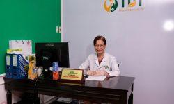 Bác sĩ Phương Mai - Nguyên Trưởng khoa Y học cổ truyền khoa Phục hồi chức năng tại BV Giao thông vận tải TP. Hồ Chí Minh