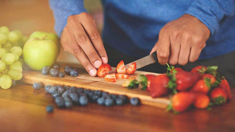 Bạn nên lựa chọn những loại quả không chứa nhiều Acid khi bị đau dạ dày