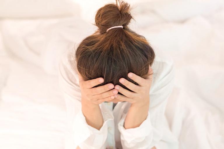 Quá trình điều trị không hiệu quả khiến chị Uyên cảm thấy suy sụp, chán nản (Ảnh minh họa)